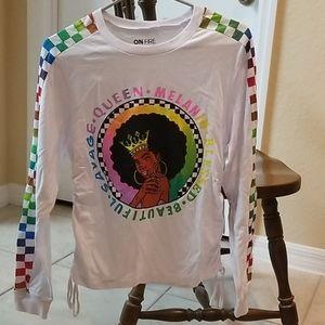 👑🖤 Queen Melanin shirt